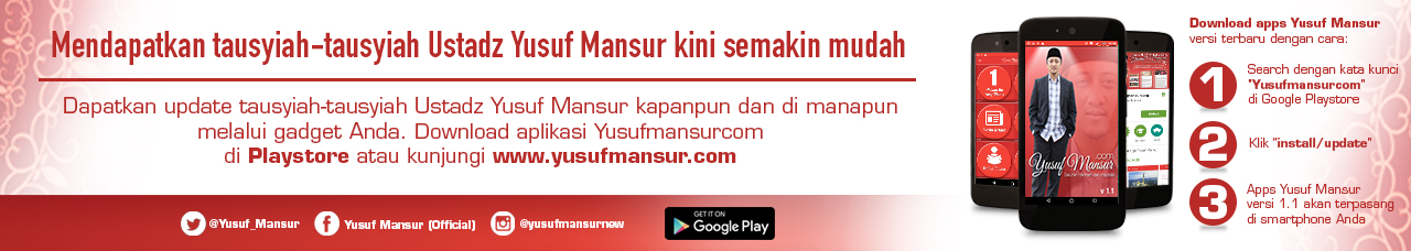 Yusuf Mansur