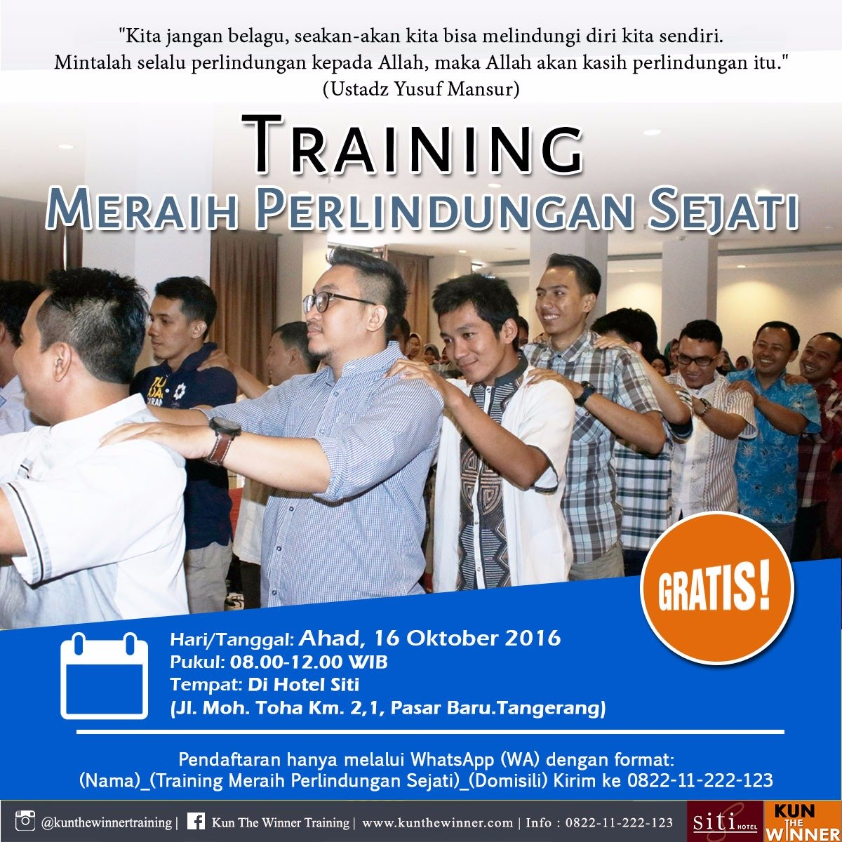 training MPS