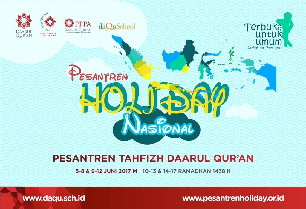 Pesantren Holiday